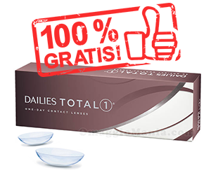 Dailies Total 1 gratis