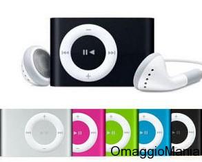 Vinci un iPod con SoloCapelli