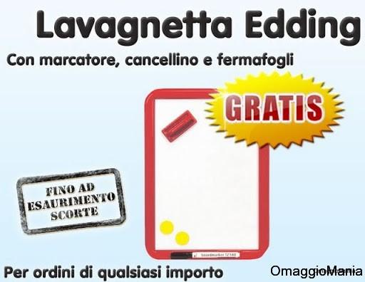 Lavagnetta Edding Gratis
