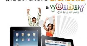 Vinci iPad con Aranzulla e YouBuy