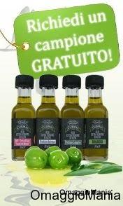 Campione omaggio olio extravergine di Andria big