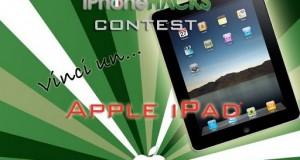Contest iPhone Hacks iPad