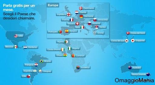 Footballpromo Skype paesi
