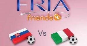 Fria Friends e Mondiali 2010