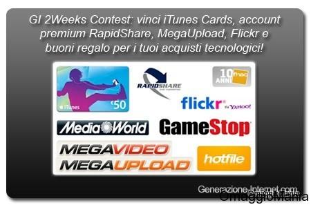 Generazione Internet - 2weeks-contest-24-maggio-2010