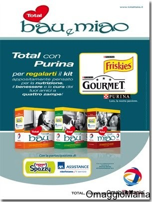 Total - Bau e Miao 2010 - locandina