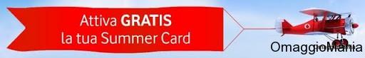 Vodafone Summer Card gratis