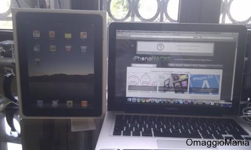 iPad contest iPhone Hacks