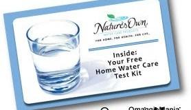 kit qualità acqua omaggio