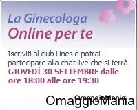 Lines ginecologa online