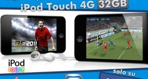 contest Gameloft iSpazio iPod Touch 4G