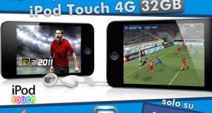 contest Gameloft iSpazio iPod Touch 4G