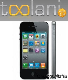 contest iPhone 4 Toolani