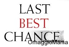 dvd omaggio Last Best Chance mini