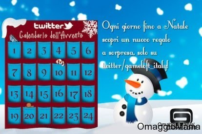 Calendario dell'Avvento Gameloft 2010
