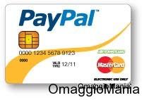 Carta prepagata PayPal gratis