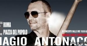 concerto gratuito Biagio Antonacci