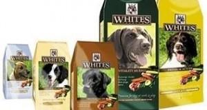 campione gratuito cibo per cani Whites Premium mini