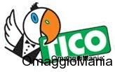 campioni omaggio etichette Tico