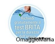 test durezza acqua gratis da Brita