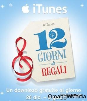 12 giorni di regali 2010 Apple