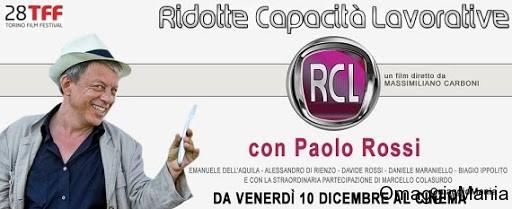anteprima web gratuita RCL - Ridotte Capacità Lavorative