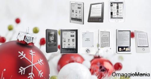 ebook readers natale