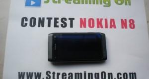 vinci un Nokia N8 con il contest di StreamingOn