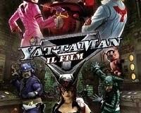 locandina Yattaman il film