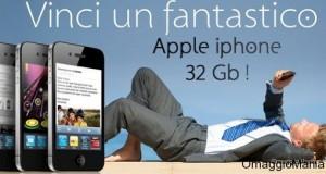 Winnissimo vinci un iPhone 4
