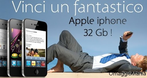 Winnissimo vinci un iPhone 4