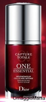 campione omaggio One essential Dior