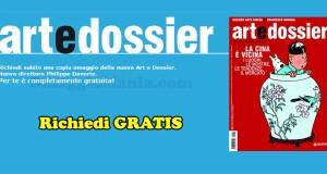copia omaggio rivista Art e Dossier