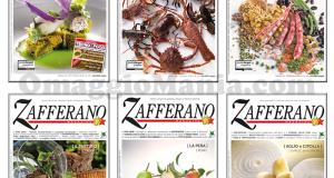 copia omaggio rivista Zafferano