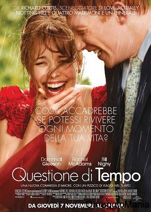biglietti cinema omaggio Questione di tempo Groupon