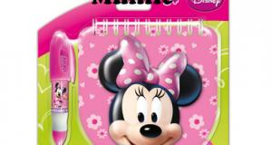 block notes e penna Minnie