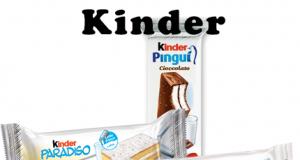 buoni sconto Kinder Pinguì, Paradiso, Fetta al latte