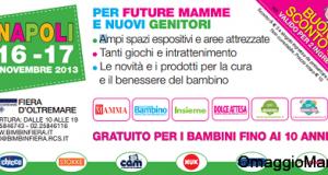 buono sconto Bimbinfiera 2013 a Napoli