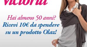buono sconto Olaz 10 euro