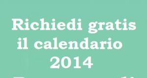 calendario 2014 gratis Paneangeli