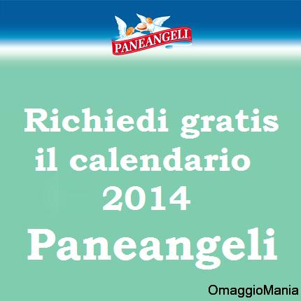 calendario Paneangeli 2014 gratis