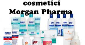 campioni omaggio cosmetici Morgan Pharma