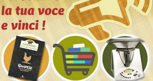 concorso Amadori per vincere robot da cucina Bimby e buoni spesa