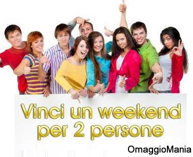 concorso Si Turismo Italia per vincere weekend