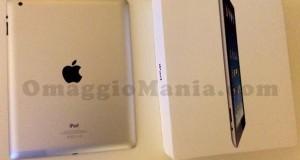 iPad vinto da Ilaria
