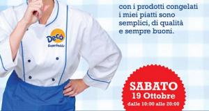 lezioni di cucina gratis e borsa termica omaggio Supermercati Decò