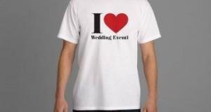 maglietta gratis Wedding Events