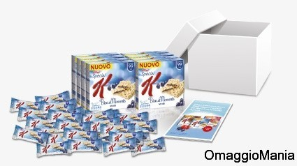 testare gratis Kellogg's Special K Biscuit Moments