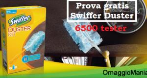 testare gratis prodotti Swiffer Duster