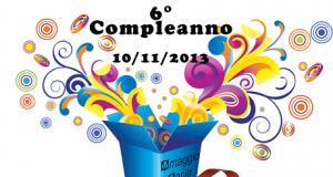 6° compleanno OmaggioMania